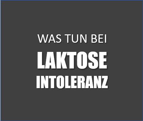 Was tun bei Laktose-Intoleranz?