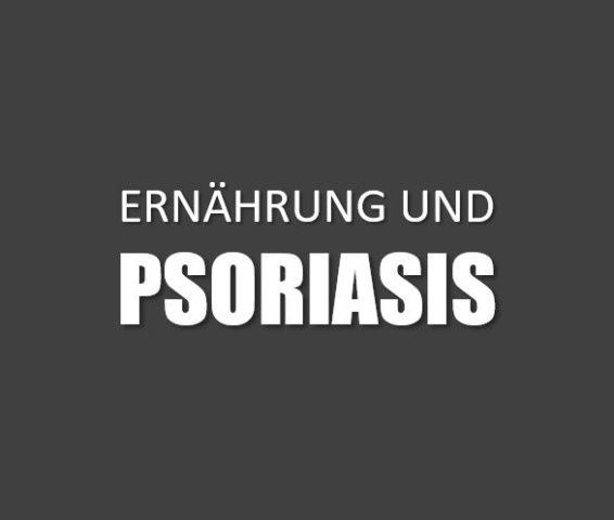 Psoriasis behandeln mit der richtigen Ernährung
